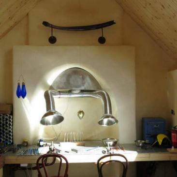 Graham Reid Design's New Studio
